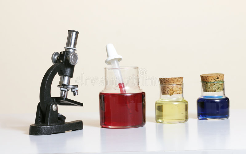 Science royalty free stock photography