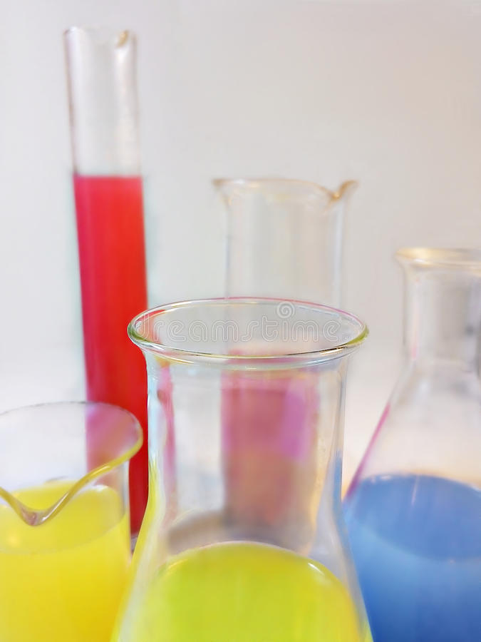 Science background stock photos