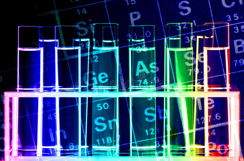 Science background with periodic table stock photo image of download science background with periodic table stock photo image of multicolored liquid urtaz Choice Image