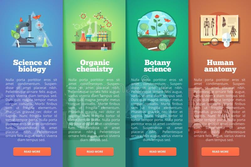 Science Of Biology Organic Chemistry Botany Study Human Anatomy