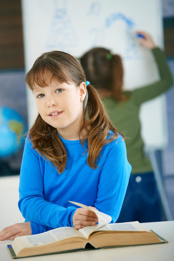 Download Science Class At Elementary School Stock Image - Image: 22787823