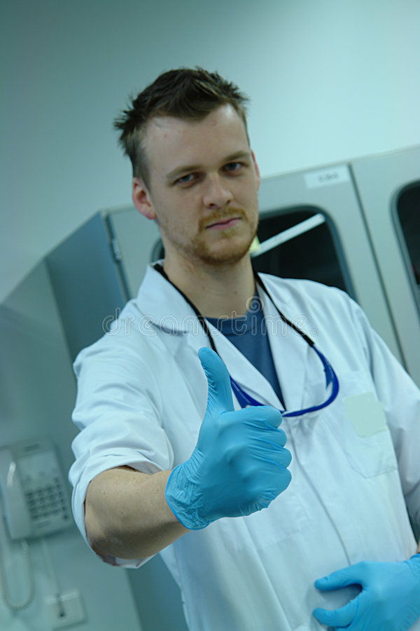 Download Science Is Cool! Royalty Free Stock Photos - Image: 2076688