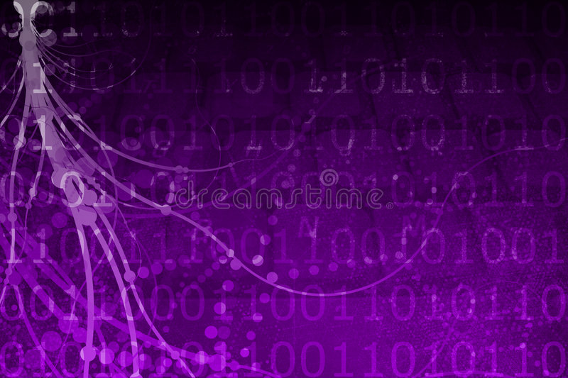 Download Science Fiction Virtual Reality Network Royalty Free Stock Image - Image: 7413986