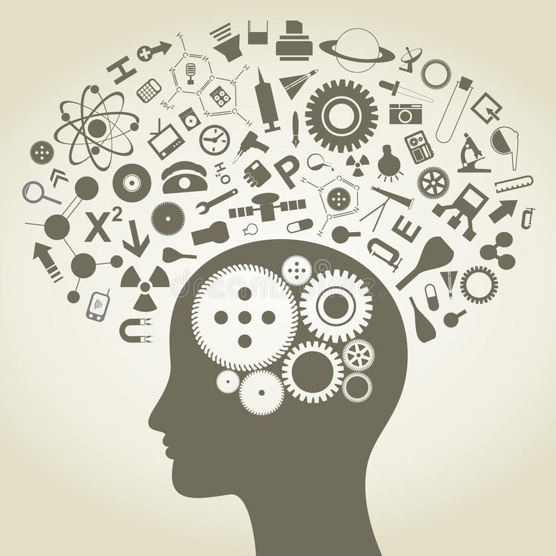Download Science Head Stock Images - Image: 24978544
