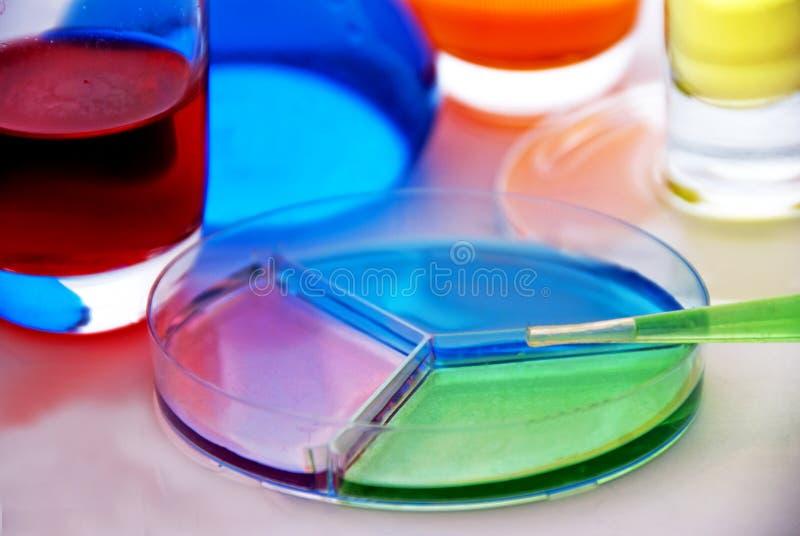 Science lab stock photos