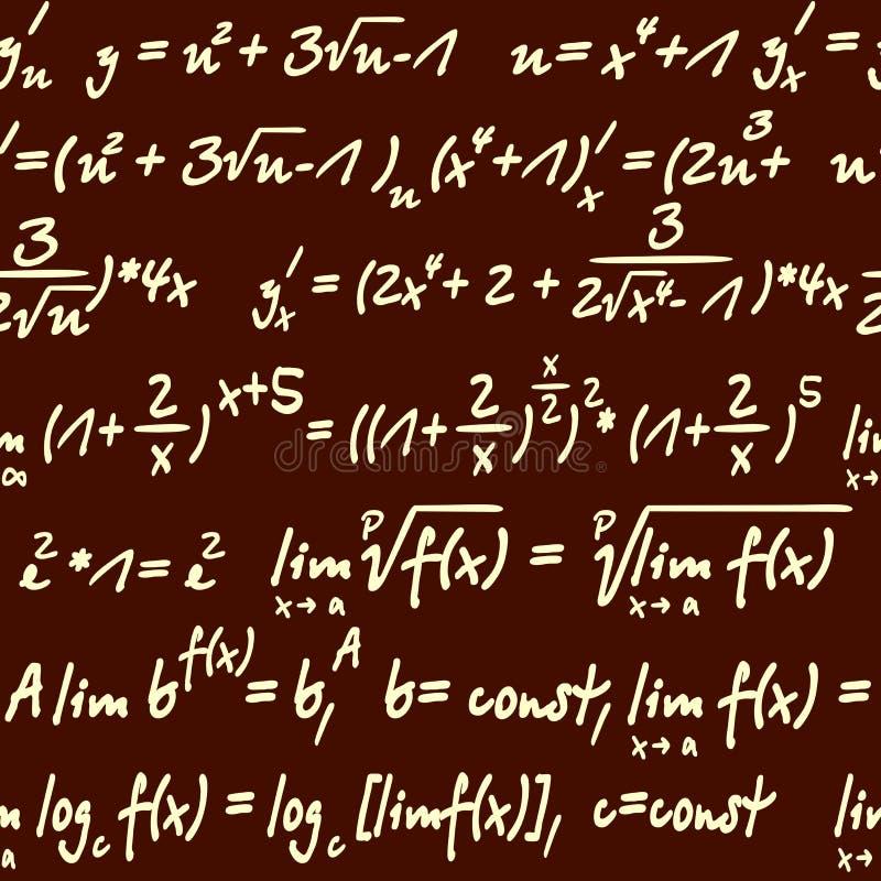 Download Science seamless stock vector. Image of blackboard, college - 23332286