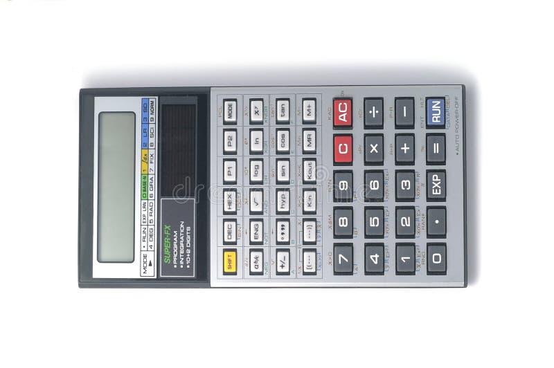 Download Scientific calculator stock image. Image of keypad, professional - 4639081