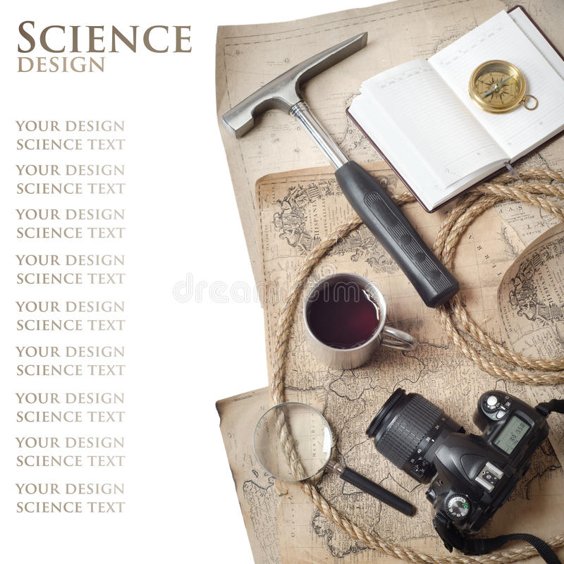 Download Scientific expedition stock image. Image of century, path - 30301673