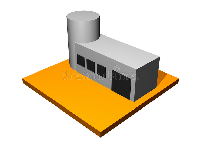 Download Scientific Facility stock illustration. Image of development - 6381851