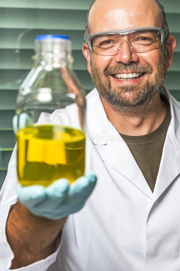 Download Scientific Laboratory Presents Liquid Stock Photo - Image: 33387528