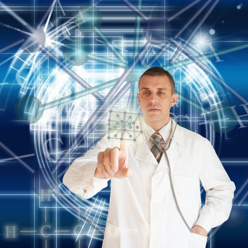 Scientifico ricerca immagini stock