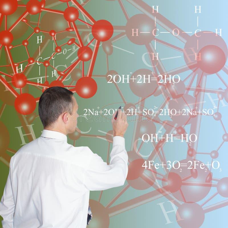 Scientifique recherche photos stock