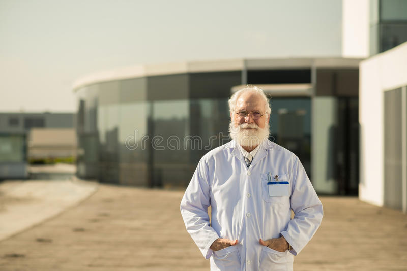 scientist стоковая фотография rf