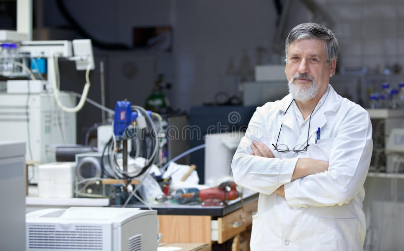 Download Scientist/doctor In A Research Center Stock Image - Image: 13392159