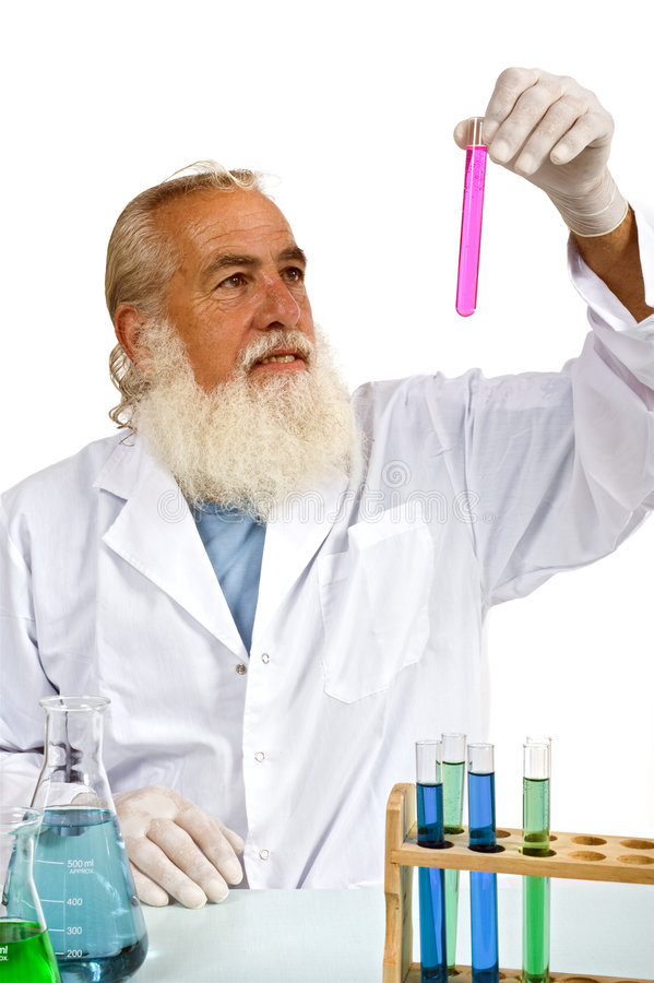 Download Scientist in lab stock photo. Image of health, liquid - 5952782