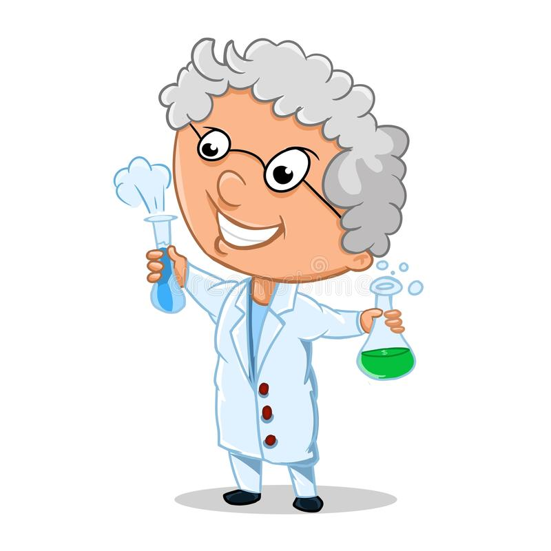 Free Scientists Royalty Free Stock Images - 33110069