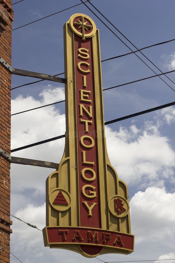 scientology znak obrazy stock