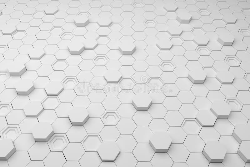Scifi pattern, scifi background, scifi backdrop 3D rendering vector illustration