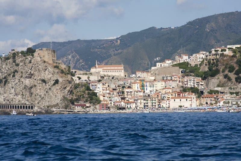 Scilla - Calabria foto de stock royalty free
