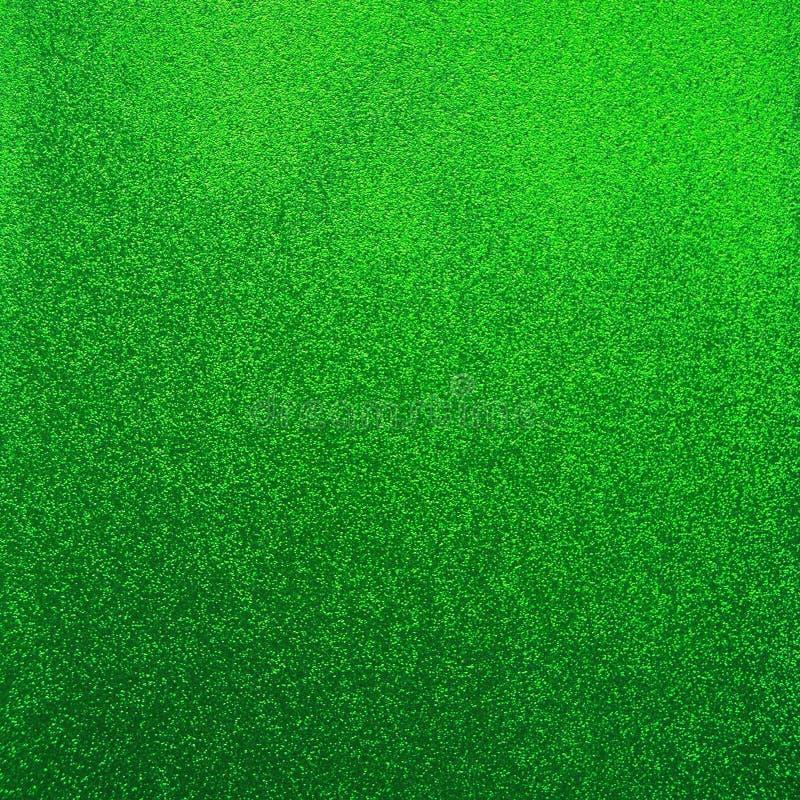 Scintillement abstrait ou texture métallique - fond vert de Noël illustration libre de droits