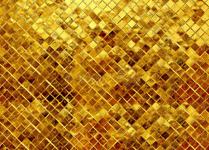 Scintillement de texture d'or images libres de droits