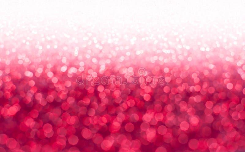 Scintillement rouge et rose image stock