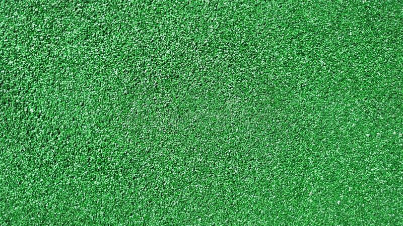 Scintillement vert de fond de scintillement brillant image stock