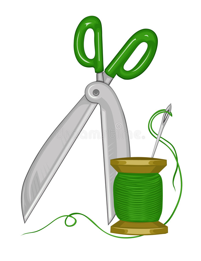 Scissors vector illustration