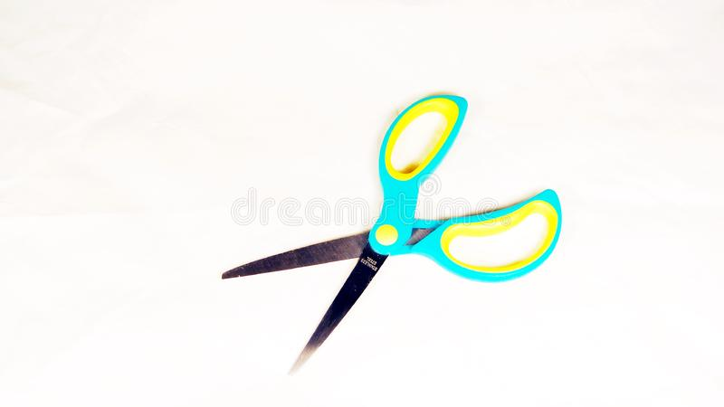 Download Scissors stock photo. Image of tool, scissors, background - 8110186