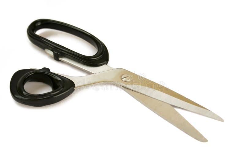 Scissors open stock photos
