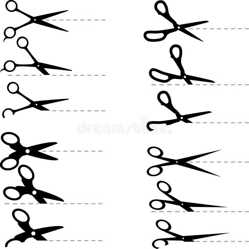 Free Scissors Set Stock Photos - 27895183