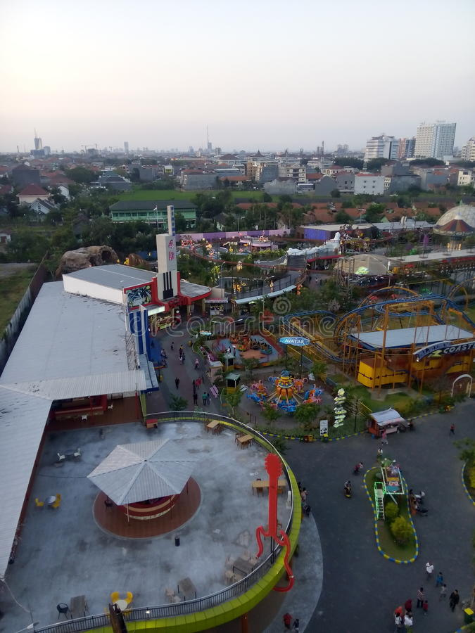 SCNM Surabaya stockfotografie