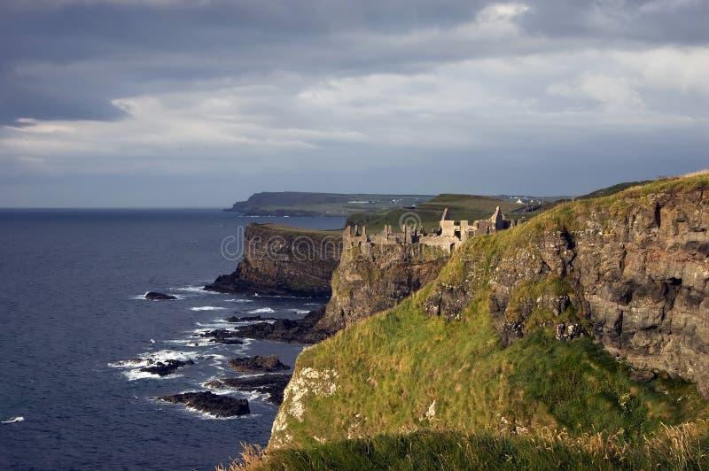 Scogliere di Moher Irlanda immagini stock
