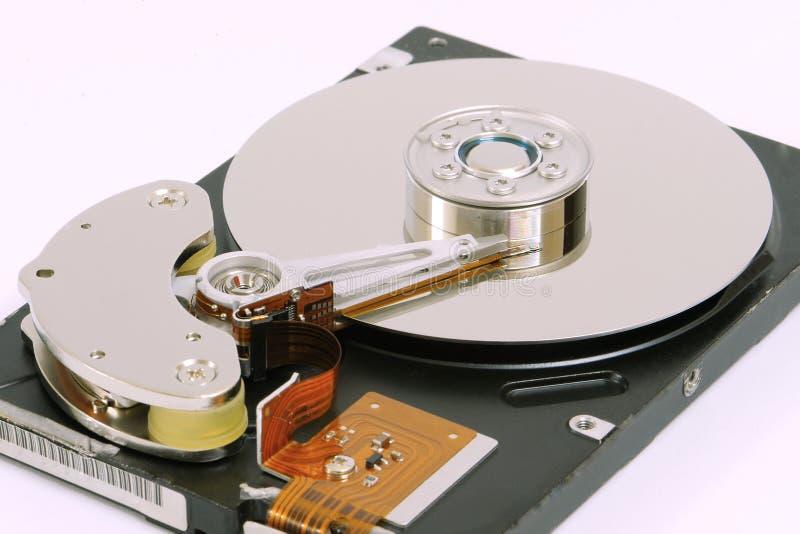 Scompartimento del disco rigido fotografie stock
