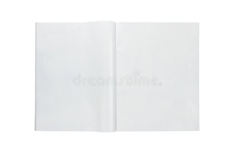Scomparto in bianco fotografie stock libere da diritti