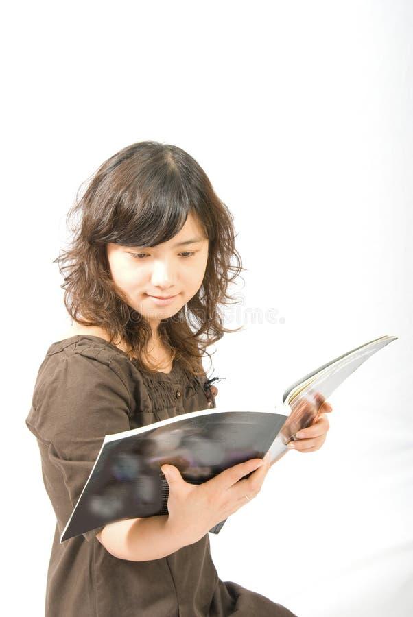 Scomparto della lettura immagini stock