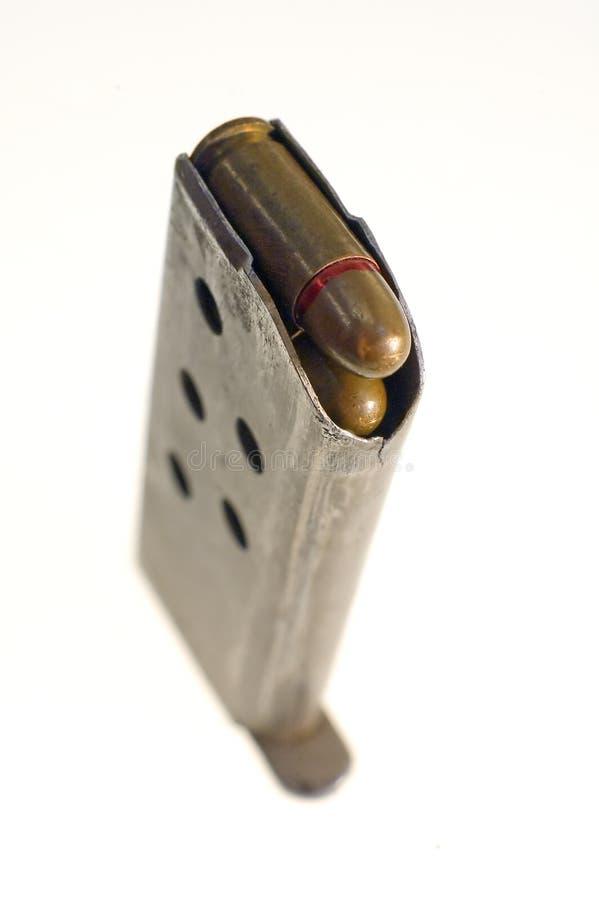 Scomparto delle munizioni immagine stock