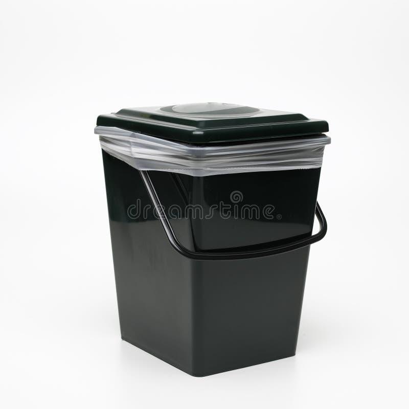 Scomparto di riciclaggio organico immagine stock libera da diritti