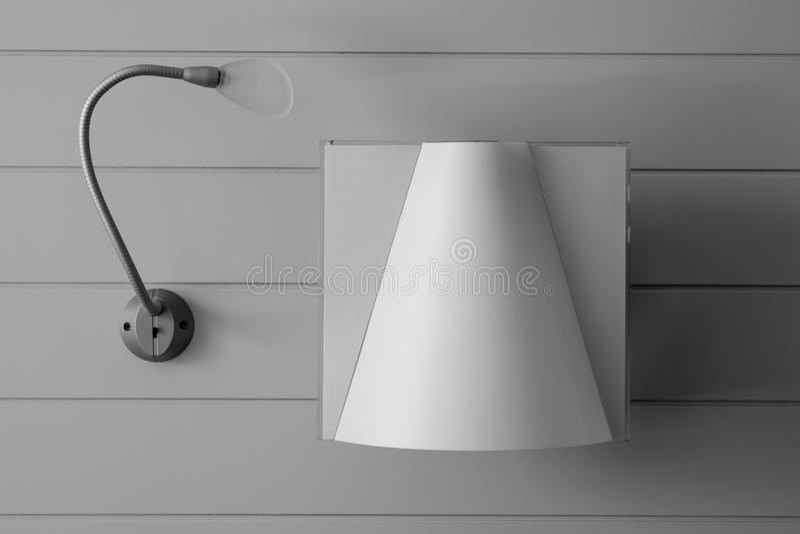 sconce Примеры освещения черная белизна стоковое фото rf