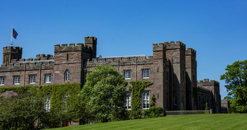 Scone Palace, Perth, Scotland royalty free stock image