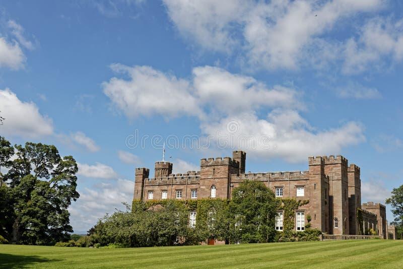 Sconepaleis in Perth, Schotland royalty-vrije stock foto