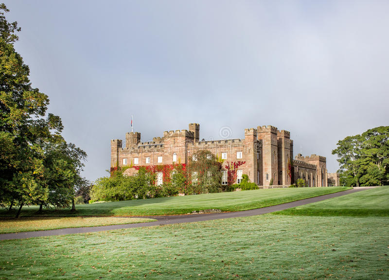 Sconepaleis, Schotland royalty-vrije stock afbeeldingen