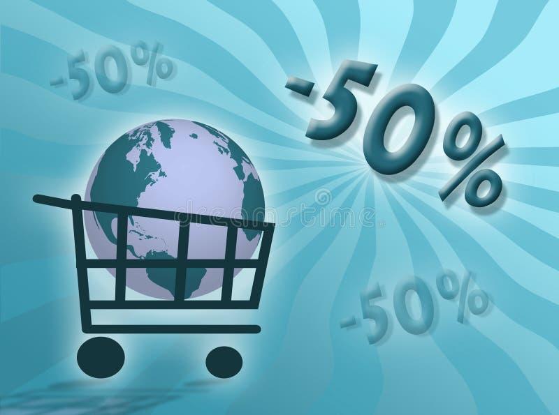 Download Sconto illustrazione di stock. Illustrazione di commercio - 3885343