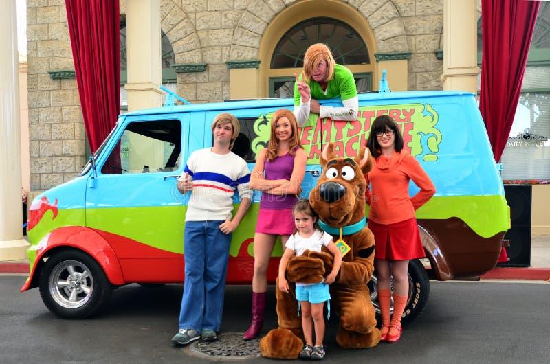Scooby-Doo 免版税库存图片