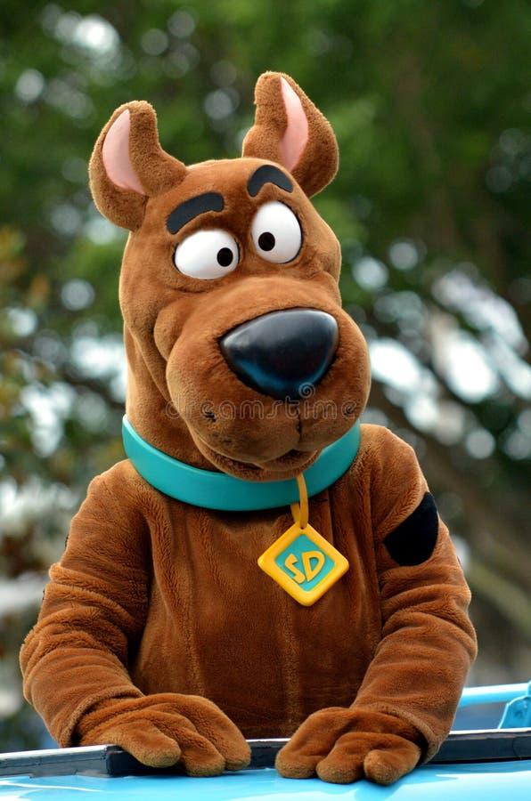Scooby-Doo imagens de stock royalty free