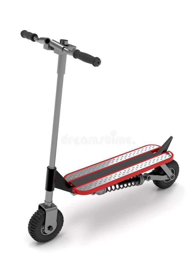 scooter στοκ φωτογραφία