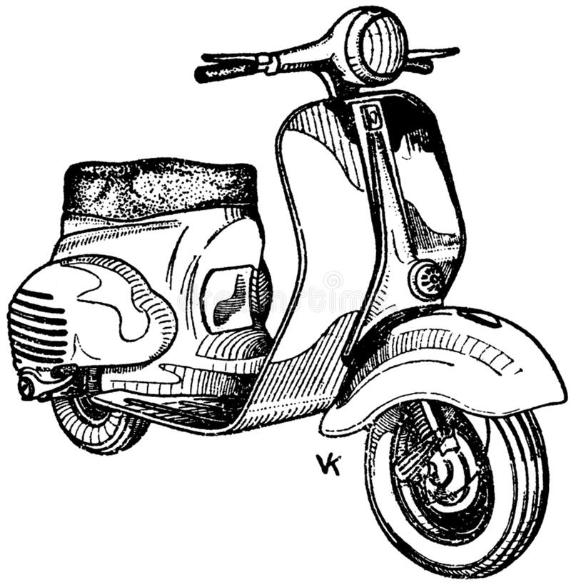 Scooter-003 Free Public Domain Cc0 Image