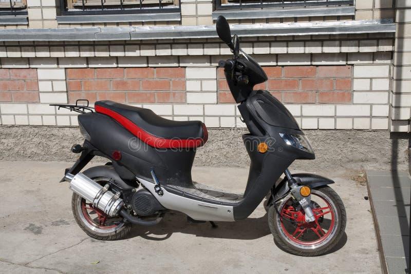 scooter στοκ εικόνα με δικαίωμα ελεύθερης χρήσης