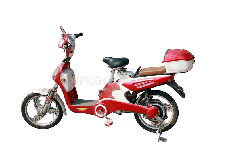 Scooter royalty free stock images
