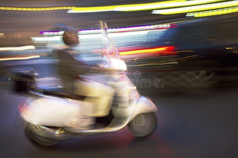 scooter imagen de archivo